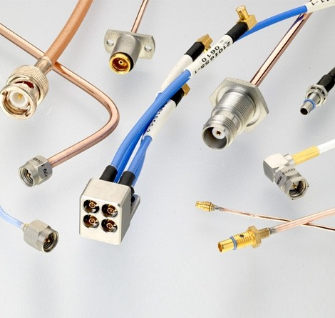 Conectores RF & Coax