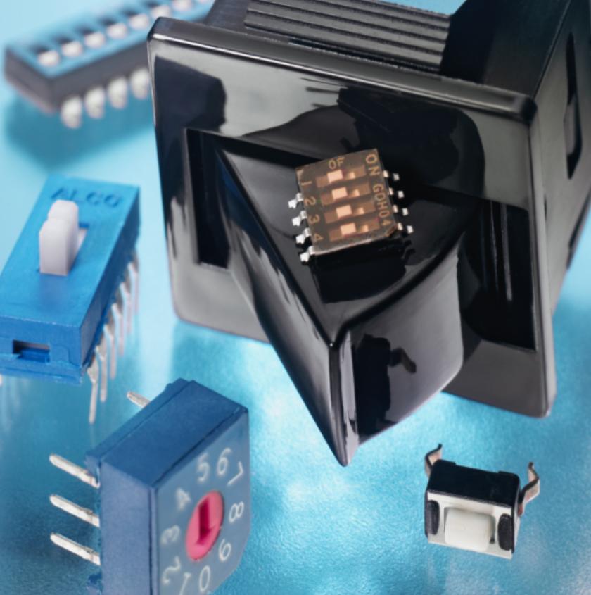 Interruptores / Switches